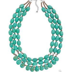 Silpada Jewelry - Silpada Drops of the Ocean Necklace